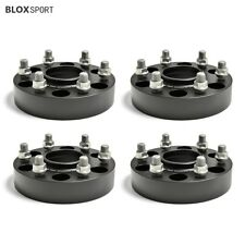 6x5.5 Wheel Spacers 4Pc 35mm for Mazda BT50 Adapters 2007-2017 6 Hole 93.1 Bore
