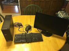 Acer Aspire Desktop Computer Bundle ( Keyboard+Monitor+Mouse)