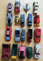 Large job lot 19 x die cast model cars. Matchbox / Ferrari / Scammel and more