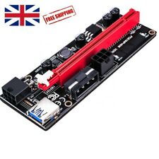 More details for  pci-e riser card pcie 1x to 16x usb 3.0 data cable gpu mining- uk stock