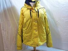 Marker Ski Jacket Snow Snowboard Ski Size Womens M Yellow with Powder Hood