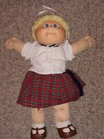 Cabbage Patch Kids Original Doll vintage collectible 1985 FREE SHIPPING