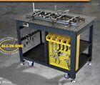STRONG HAND TOOLS RHINO CART 66 pc. fixture kit W/ACCESSORIES (TD5-4830Q-K1 )