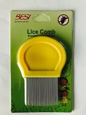 Professional Stainless Steel Nit Free Louse & Nit Comb Terminator Lice Comb USA