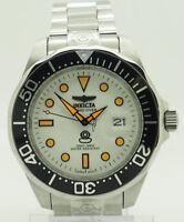 Mens Invicta 10640 Pro Grand Diver S.Steel NH35A Automatic Date 47mm Wrist Watch
