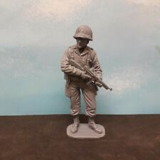 1/16 120mm WW2 U.S. RANGER WITH THOMPSON SMG EUROPE 1944