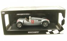 Auto Union Tipo C C No.12 Grand Prix Budapest 1936 (Hans ESTUCO)
