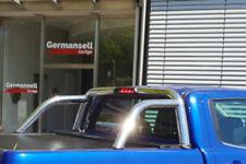 Überrollbügel Chrom - Mercedes Benz X-Klasse ab Baujahr 2017