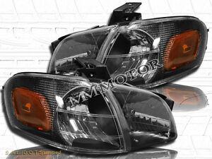 97-05 4pcs Combo Venture Silhouette Transport Montana Headlights Corner Signal