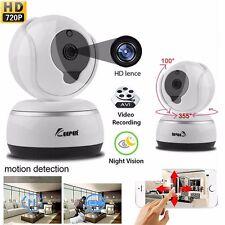 Cámara IP Inalámbrica WIFI HD 720P red de seguridad para el Hogar CCTV Sistema de visión nocturna