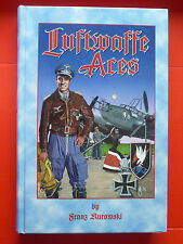 """LUFTWAFFE  ACES""-FRANZ KUROWSKI-WORLD WAR II"