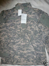 FRACU Combat Uniform Shirt NWT Medium Long Insect Shield FR ACU New