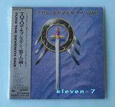 TOTO The Seventh One JAPAN mini lp CD DSD Mastering still sealed & brand new