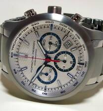 PORSCHE DESIGN DASHBOARD Titan - Automatik - Chronograph P'6612, Swiss Made, NEU