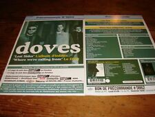 DOVES LOST SIDES !!!!!!!!!!!!!!!!!!!!!!FRENCH PRESS/KIT