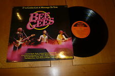 BEE GEES - I've Gotta Get A Message To You - Rare 1977 UK 12-track LP