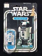 1977 Vintage Star Wars R2-D2 12-Back B Kenner MOC