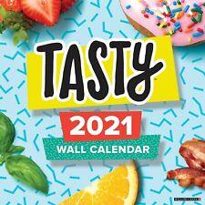 Tasty 2021 Wall Calendar (Free Shipping)