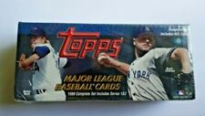 MLB 1999 Topps Baseball Complete Card Set Series 1 & 2 Factory 462 Cards