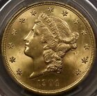 1904 $20 Liberty Gold Double Eagle, PCGS MS64+ superb quality DavidKahnRareCoins
