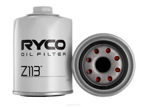 Ryco Oil Filter Z113 fits Daimler 2.8 - 5.3 Double Six 5.3, Double Six H.E. 5...