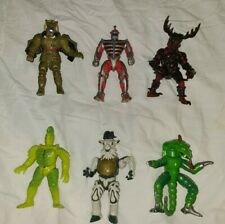 Bandai Mighty Morphin Power Rangers Evil Space Aliens Series 2 Lot of 6