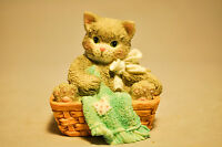 Calico Kittens: Always Thinking Of You - 112437 - Kitten In A Basket