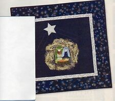 Angelina Nativity Quilt Pattern Pieced/Applique VC