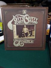 Nitty Gritty Dirt Band - Uncle Charlie And His Dog - Liberty LST-7642 - GF- VG+!