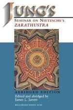Jung's Seminar on Nietzsche's Zarathustra: Abridged Edition: By Carl Gustav Jung