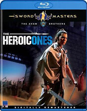 THE HEROIC ONES (Chin Han) - BLU RAY - Region Free - Sealed