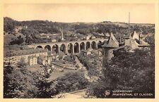 BR55534 Pfaffenthal et clausen Luxembourg