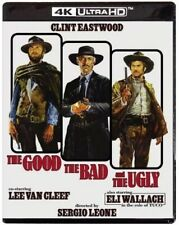 The Good, The Bad and the Ugly [New 4K UHD Blu-ray]