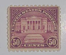 Travelstamps: 1931 US Stamps # 701, MINT, OG, MNH 50 CENT ARLINGTON AMPHITHEATER