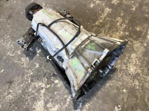 VE commodore SSV Calais Omega V8 6 spd auto transmission 8CVA suit rebuild