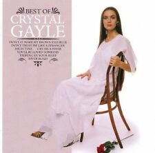 CRYSTAL GAYLE THE BEST OF CRYSTAL GAYLE 2 CD (Very Best Of / Greatest Hits)