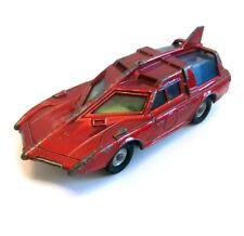 Vintage Dinky Toys Captain Scarlet Patrol Car Die Cast Metal by Gerry Anderson