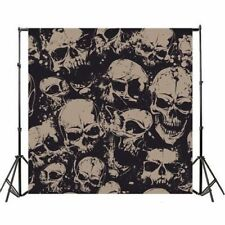 Abstract Skull Picture Studio Photography Backgrounds 6x6ft Photo Backdrops Prop