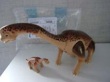 Playmobil Ergänzungen & Zubehör - 6595 Brachiosaurus mit Baby (Dinos) - Neu