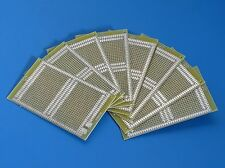 10PCS One Side Prototype PCB Universal Breadboard 7x12CM 70x120MM