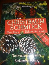 Christbaumschmuck - Neue Ideen