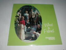 MASTERS TOUCH What A Friend LP SEALED Xian Folk Choir OR Western Baptist College
