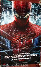 THE AMAZING SPIDER MAN ORIGINAL  MOVIE DS POSTER 27X40