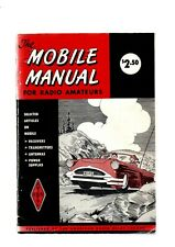 More details for the mobile manual for radio amateurs american radio relay league no21 1955 good