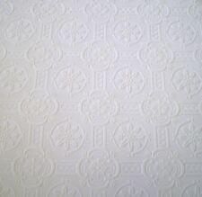 Westerberg Paintable Ornate Tiles Wallpaper By Brewster 2780-99422