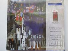 THIERRY ESCAICH / MARIE-CLAIRE ALAIN <>  Orgues France / Vol. 1  <> MINT (CD)