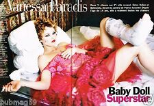 Coupure de Presse Clipping 1998 (6 pages) Vanessa paradis Baby Doll