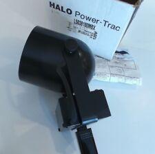 HALO Power-Trac L5038100MBX Line Voltage Track Head - Black - 100W HID Ballast
