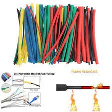 100pcset Heat Shrink Tube Insulation Coating Polyolefin Shrink Assorted F1e Sm