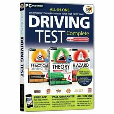 All in One Driving Test Complete 2015 Edition Theory Hazard Preception
